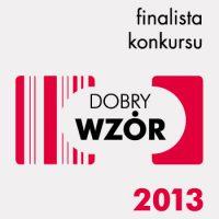 finalista konkursu Dobry Wzór 2013