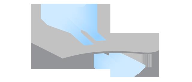 Schemat pokrowca przepuszczającego powietrze